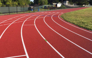 Commercial Project - School Field Running Track